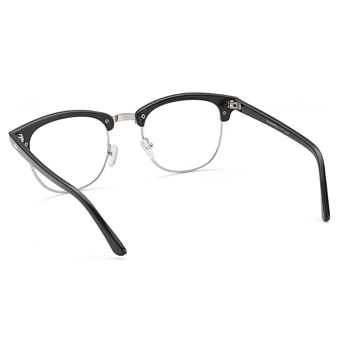 GAMMA RAY READERS Men's Vintage Readers Quality Reading Glasses for Men 4