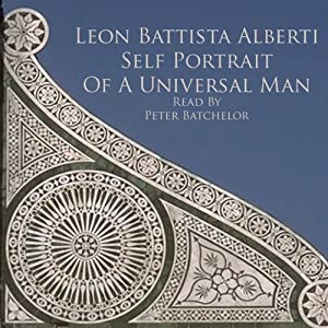 Self Portrait of a Universal Man | [Leon Battista Alberti]