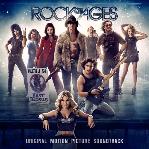 ROCK OF AGES Film Soundtrack (Track Listing & Cover Art)