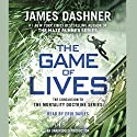 The Game of Lives: The Mortality Doctrine, Book Three (       UNABRIDGED) by James Dashner Narrated by Erik Davies