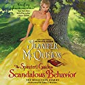 The Spinster's Guide to Scandalous Behavior: The Seduction Diaries, Book 2 Audiobook by Jennifer McQuiston Narrated by Lana J. Weston
