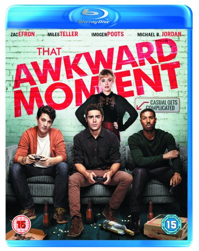 Sale alerts for Entertainment One That Awkward Moment [Blu-ray] - Covvet