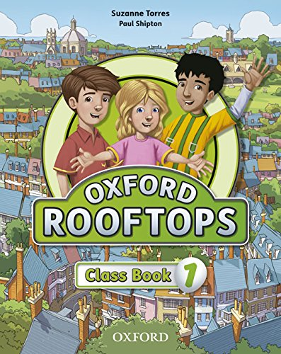Rooftops 1. Class Book