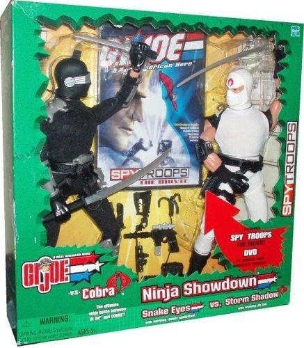 gi joe 2003 ninja showdown spy troops the movie series