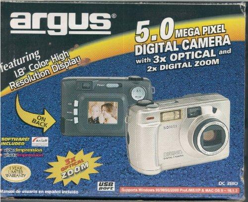 Argus DC-3810