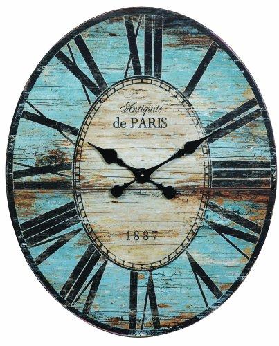 Creative Co-op Antiquite De Paris Wood
