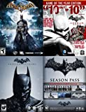 Batman Mega Bundle [Online Game Code]