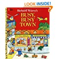 Richard Scarry's Busy, Busy Town (Richard Scarry)