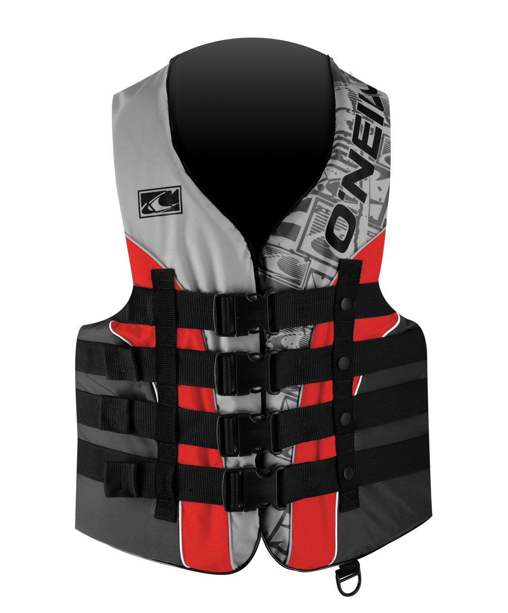 O'Neill Wake Waterski Youth Superlite USCG Vest