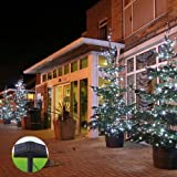 Innoo Tech Led Solar Powered 12M 120 LED String Lights For Outdoor Garden Holiday Party Christmas Decoration (...