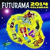 FUTURAMA 2014 Calendar