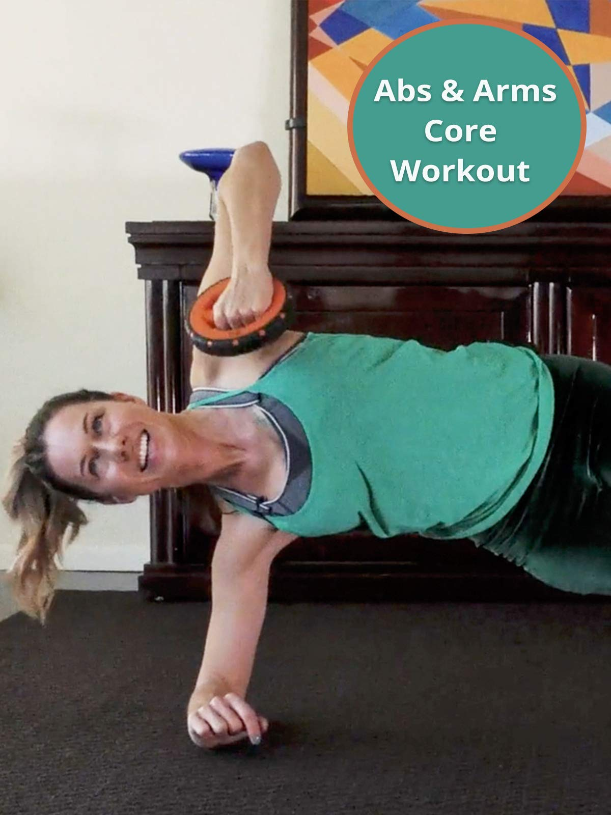Abs & Arms Core Workout