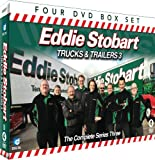 Eddie Stobart Trucks And Trailers - The Complete Series 3 (4DVD CHOCBOX)