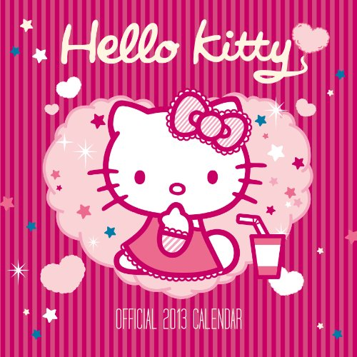 Official Hello Kitty 2013 Calendar Calendar 2013