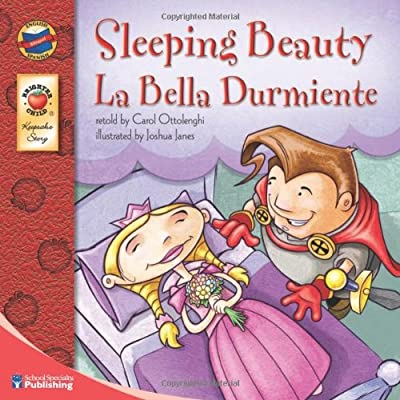 Sleeping Beauty: La Bella Durmiente (Keepsake Stories)