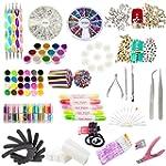 Kit Complet Nail Art Salon de Manucur...