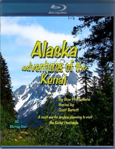 [Blu-ray] - Alaska Adventures of the Kenai (Travel & Fishing)