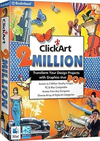 Clickart 2 Million