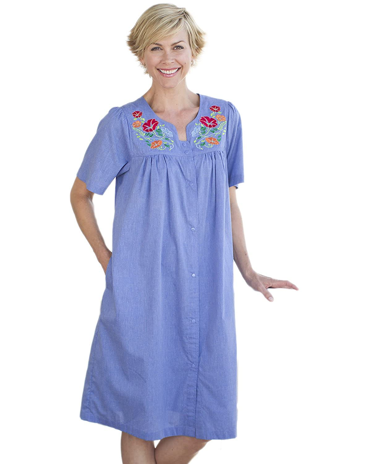 Wonderful Comfortable Dusters Housecoats And Housedresses For Mom  Hubpages