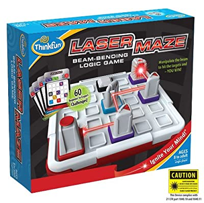 Laser Maze Logic Game from ThinkFun