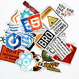365Cor - Internet Java JS PHP HTML Cloud Docker Bitcoin Programming Language Logo Cool Stickers for Laptop Car