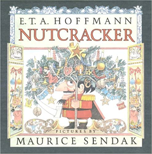 http://www.amazon.com/Nutcracker-E-T-Hoffmann/dp/0385348649/ref=sr_1_1?s=books&ie=UTF8&qid=1447911651&sr=1-1&keywords=nutcracker+sendak