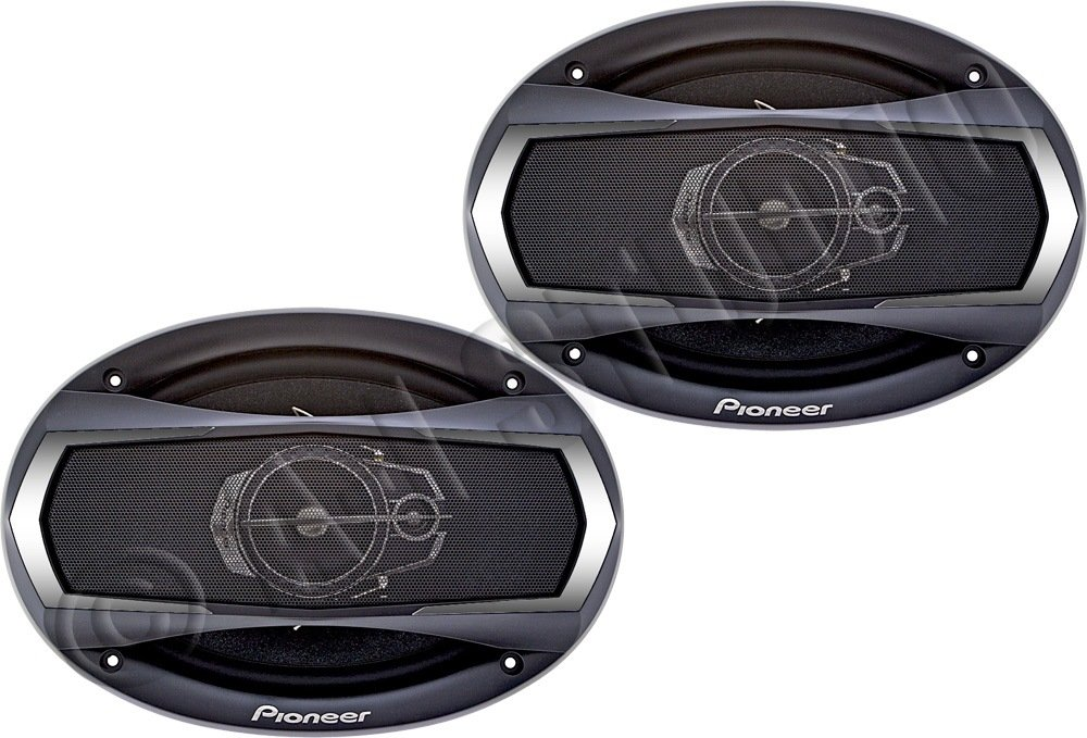 Pioneer TS-A6965R Car Speaker - Pair of 2