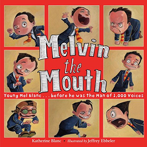 Book Cover: Melvin the Mouth