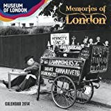 Flame Tree Publishing Museum of London Memories of London wall calendar 2014