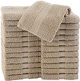Martex Commercial Bath Towel, Khaki, Pack of 6