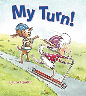 Book Cover: My Turn!