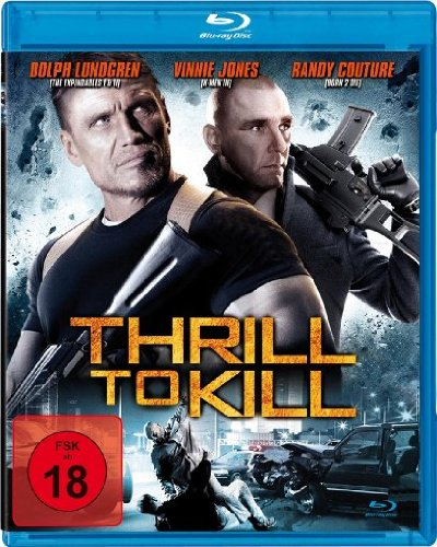 Thrill to Kill [Blu-ray]