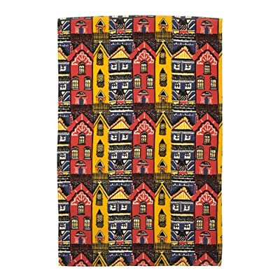V&A 'Houses' Tea Towel||||RNWIT||EVAEX