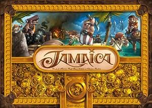 Asmodee - JCA01 - Jeu de Stratégie - Jamaica
