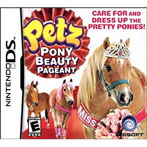 Petz: Pony Beauty Pageant