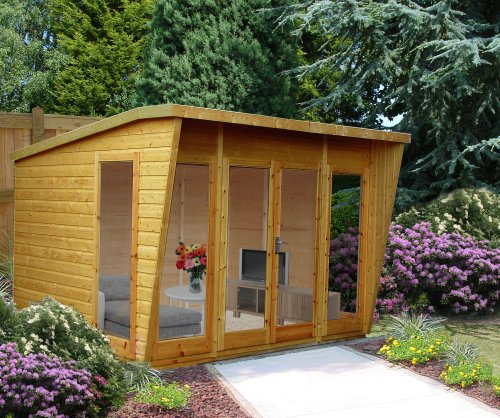 10ft x 10ft Gloucester Summerhouse