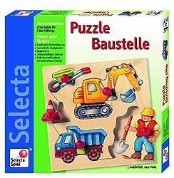 Construction Site Puzzle