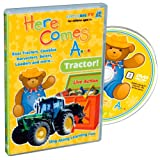 Here Comes A... Tractor! [DVD]by Farmer Ted