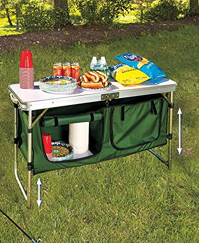 Best Folding Tables For Camping Versatile And Convenient