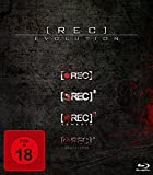 Image de [ Rec] Evolution (4 Discs) [Import allemand]