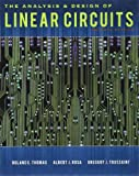 img - for The Analysis and Design of Linear Circuits book / textbook / text book