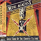 CD - Siren Song of the Counter-Cult von Rise Against +1 [Japan]