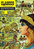 img - for Cleopatra (with panel zoom) - Classics Illustrated book / textbook / text book