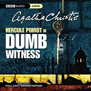 Dumb Witness (Dramatised) Radio/TV Program