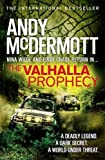 Andy McDermott The Valhalla Prophecy (Wilde/Chase 9)