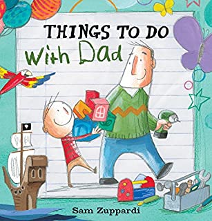 Book Cover: Things to Do with Dad