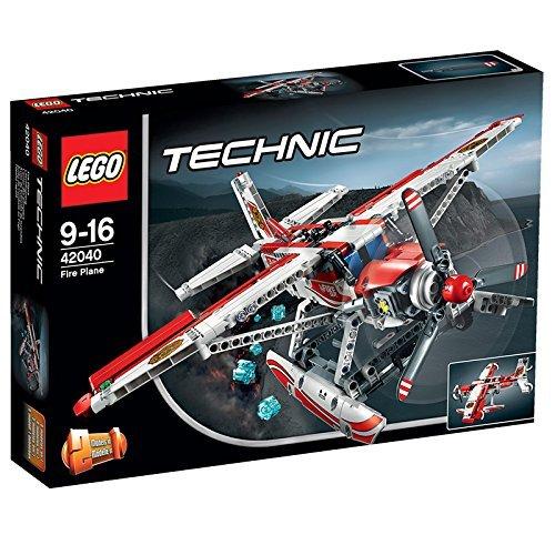 LEGO - Technic 42040 Aereo Antincendio