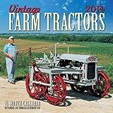 img - for Vintage Farm Tractors 2014: 16 Month Calendar - September 2013 through December 2014 book / textbook / text book