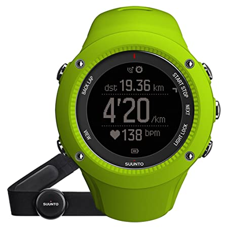 Suunto SS021257000 Ambit3 Run Montre avec GPS