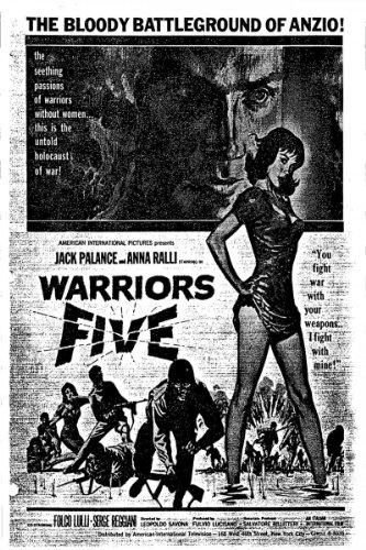 warriors-five